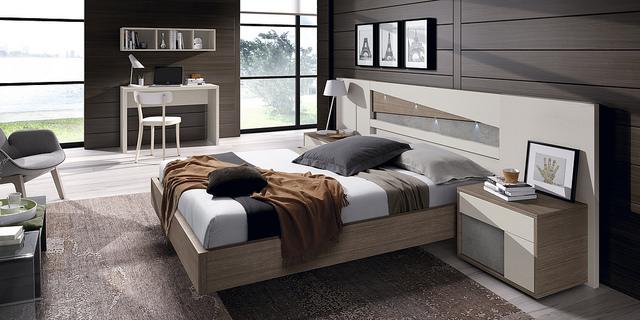 Dormitorios contempor neos hipermuebleriego com - Dormitorios contemporaneos ...